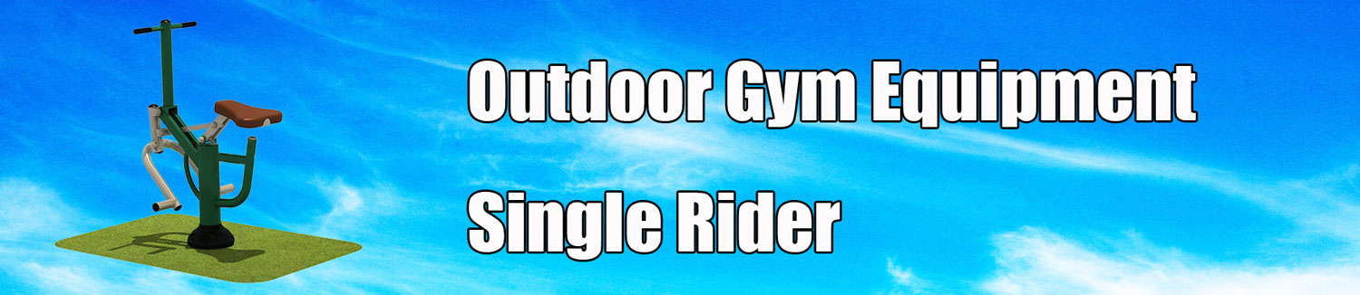 Outdoor Gym Equipment Rider