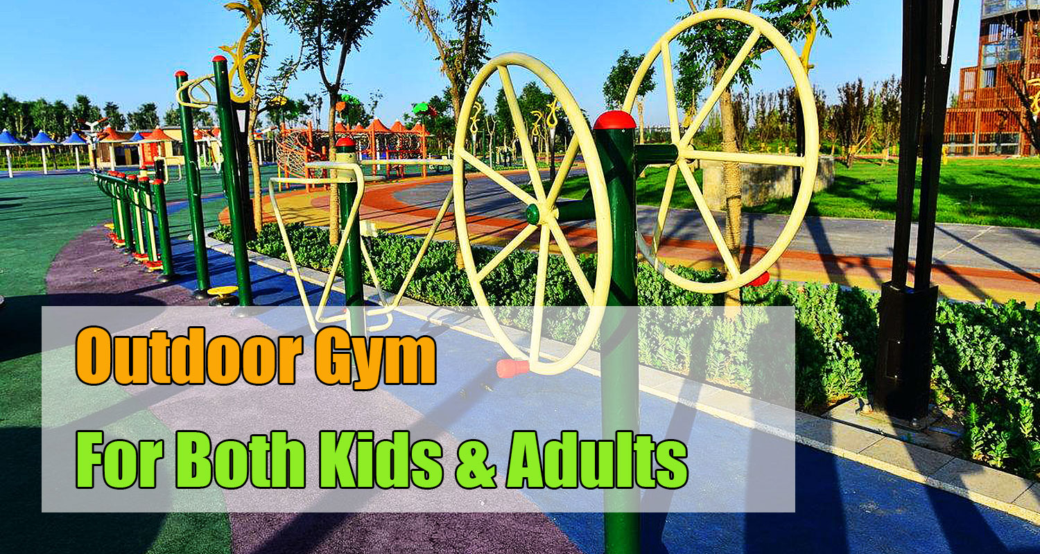 Cheap Outdoor Gym Equipment